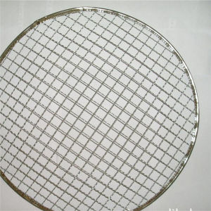 Galvanized Barbecue Grill Wire/BBQ Grill Wire Mesh for Chicken Roast pictures & photos