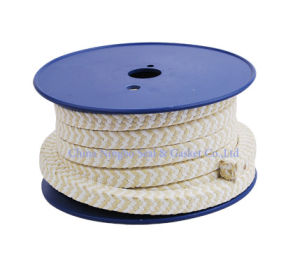 Aramid Fiber and PTFE Mixed Braided Packing pictures & photos