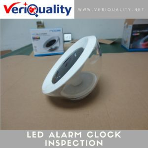 LED Alarm Clock Quality Control Inspection Service in Shenzhen pictures & photos