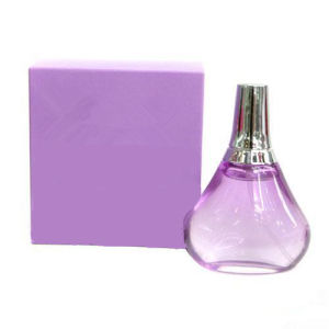 Purple Color Perfume with Nice Glass Bottle pictures & photos