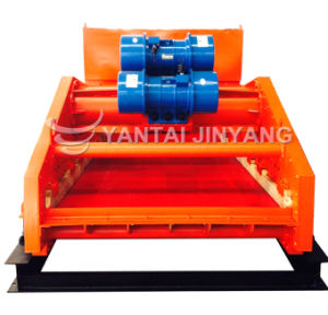 Good Feedback Vibrating Screen Machine for Silica Sand with High Quality and Low Price