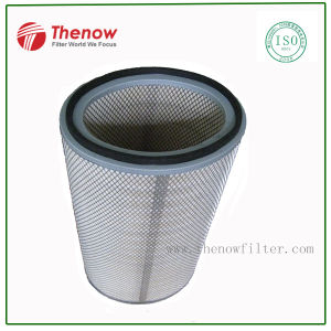 Spun Bonded Polyester Air Filter Cartridge, HEPA Filter pictures & photos