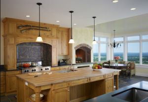 Custom Made Kitchen Cabinets #130429 pictures & photos