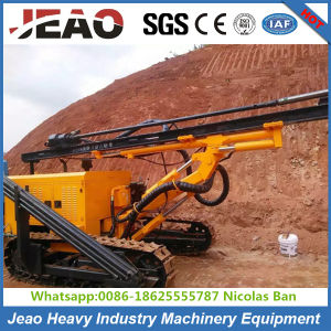 Jbp920b Hydraulic-Pneumatic Crawler Rock Drilling Rig for Quarry pictures & photos
