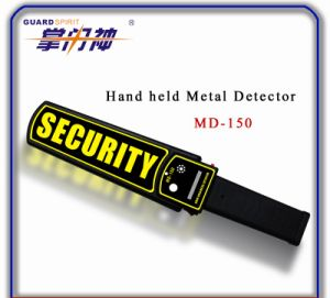 Hand Held Metal Detector Scanner pictures & photos