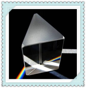 12.7mm Equilateral Prisms Optics Prism for Dispersion Compensation Wavelength Tuning pictures & photos