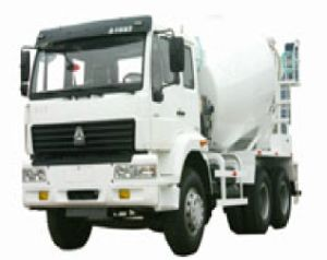 Sitrak C7h 6X4 400HP Concrete Mixer pictures & photos