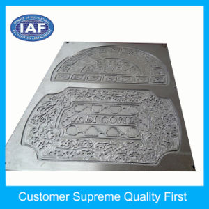 Hot Sale Household Rubber Floor Mat Molding pictures & photos