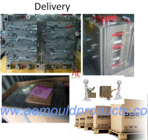 Auto Interior Parts Plastic Injection Mould pictures & photos