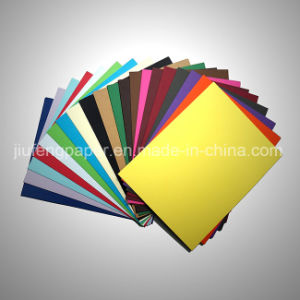 Hot Sale 100% Wood Pulp Color Origami Paper pictures & photos