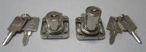 Competitive Zinc Alloy Drawer Lock (No. 4464) pictures & photos