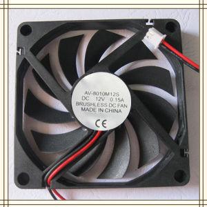 DC Fan 80*80*10mm OEM Manufacture