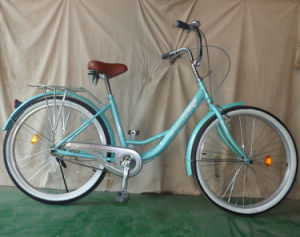 "2015 Popular 24""/26"" Beach Bike Women Bicycle (FP-BCB-C035) pictures & photos"