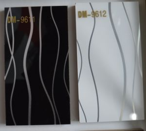 1220*2440*1mm Wooden Line Acrylic Sheet (DM-9611) pictures & photos