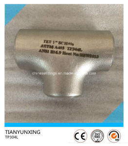 Seamless 304L 1.4307 Stainless Steel Pipe Fittings pictures & photos