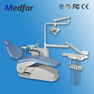 Hot-Selling CE Approved Portable Dental Chair Mfd208c pictures & photos