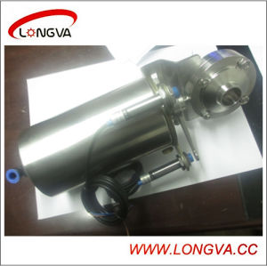 Pneumatic Valve with Signal Switch pictures & photos