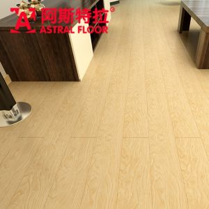 12mm Registered Embossed Laminate Flooring (AT001) pictures & photos