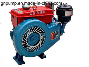 High Efficiency Three Inch Water Pump with Diesel Engine pictures & photos