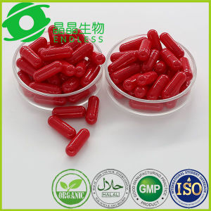 Polysaccharides 40%, 50%, 60% OEM Wolfberry Powder Extract Capsule pictures & photos