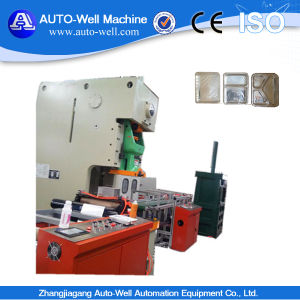 Wrinkle -Wall Aluminium Foil Container Making Machine pictures & photos