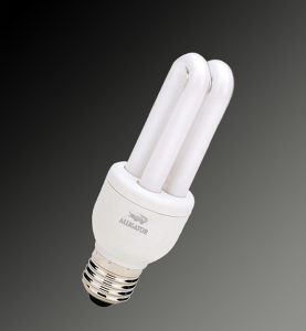 2u 9W 11W 13W U-Shape Low Energy Bulbs Halogen Lamp 7500K B22/E27 ESL/CFL pictures & photos