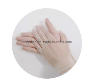 Surgical Medical Disposable Vinyl Exam Gloves pictures & photos