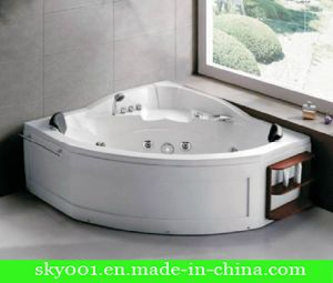 Acrylic Round Free Standing Bathtub Sanitary (TL-312) pictures & photos