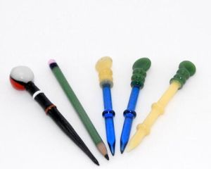 Two Color Stitching Glass Dabber pictures & photos