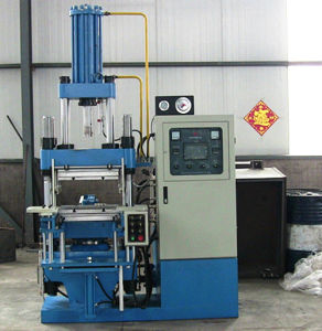 Rubber/Silicone Injection Making Machine (XZB-D1000) pictures & photos