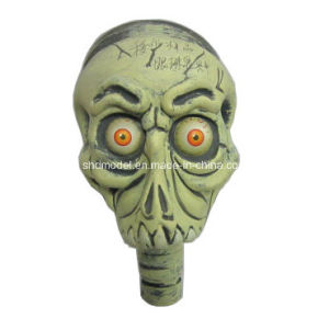 25 Cm Plastic Skull Toy for Promotion (OEM) pictures & photos