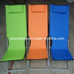 Folding Beach Deck Chair (XY-146E2) pictures & photos