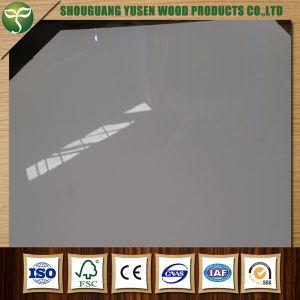 15mm High Glossy UV MDF/UV MDF /White UV MDF pictures & photos