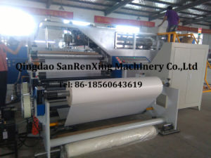 Hot Melt Adhesive Film Fabric to Foam Laminating Machine pictures & photos
