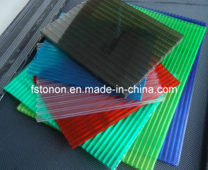 Plastic Sheet Polycarbonate Sheet PC93 4mm Polycarbonate Panel for Roof