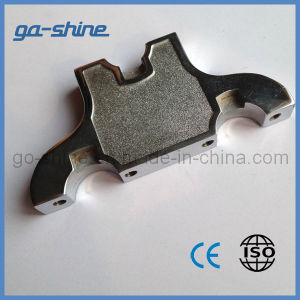 Zinc Alloy Connector of Polishing and Chrome Plating pictures & photos