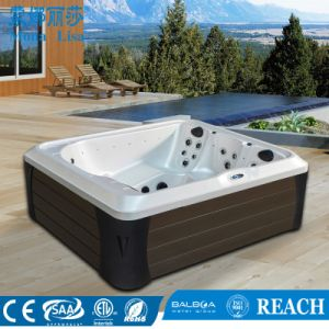 5-6 Person Whirlpool Massage Outdoor SPA Bathtub (M-3395) pictures & photos