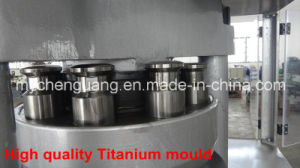 Automatic Chemical Chlorine Hydraulic Rotary Tablet Press Machine pictures & photos
