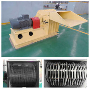 Farm Use Diesel Straw Wood Chips Hammer Mill pictures & photos
