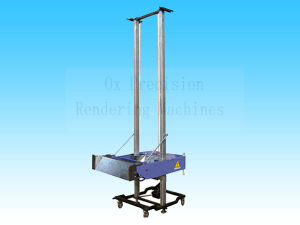 New Design Automatic Sand and Cement Plastering Machine with CE Certificate