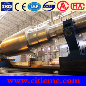 Large Casting Parts& 5-200t Casting Roller &Casting Shaft pictures & photos