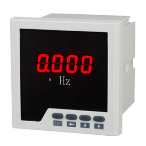 Newest 96*96 Electrical Digital Frequency Meter pictures & photos