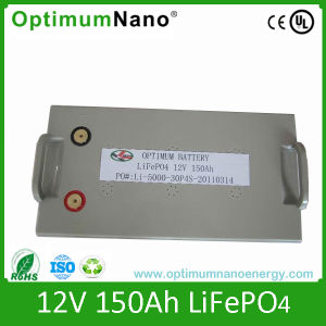 12V150ah LiFePO4 LiFePO4 Battery for E-Bus E-Car pictures & photos