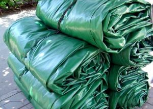 PVC Coated Waterproof Tarp for Truck Cover