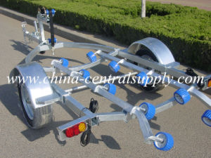 Manufacturer Made Heavy Duty Galvanized 3.6m Jet Ski Trailer to Sale (CT0065A) pictures & photos
