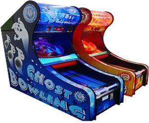 Arcade Games Electronic Bowling Game Machine pictures & photos