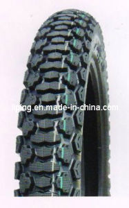 Top Quality Natural Rubber Motorcycle Tyre for Thailand Market (3.25-18) pictures & photos