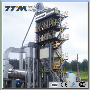 96tph Fixed Hot Mix Asphalt Plant for Road Construction pictures & photos