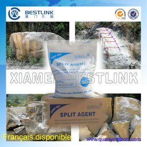 Hsca Soundless Non-Explosive Split Agent for Rock Demolition with MSDS pictures & photos