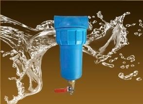 Plastic Casing Water Purifier (HPS-Q2)